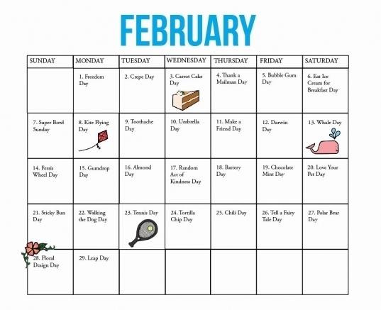 Multi-Dose Vial 28-Day | Printable Calendar Template 2020
