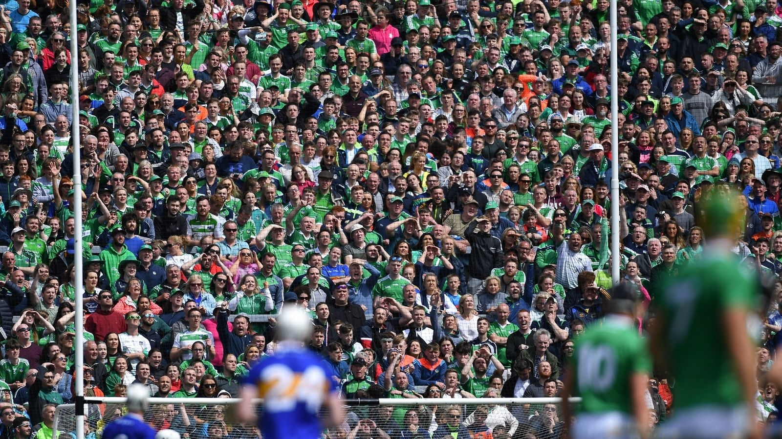 Munster Gaa Chief Kieran Leddy Calls For Compromise On