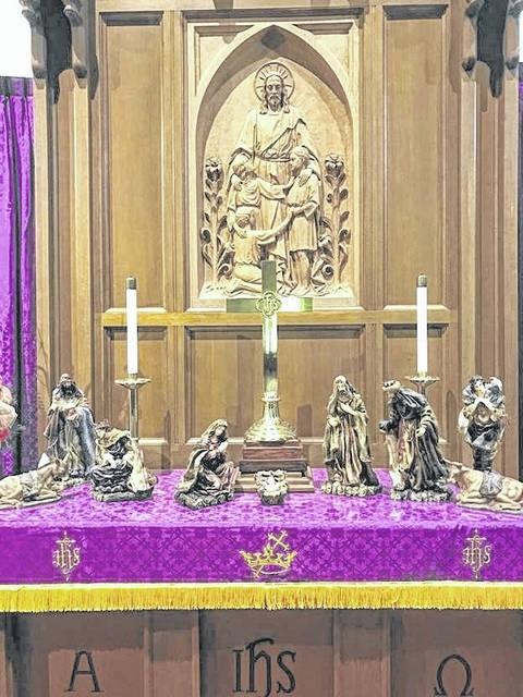 Nativity At Trinity Umc - The Point Pleasant Register