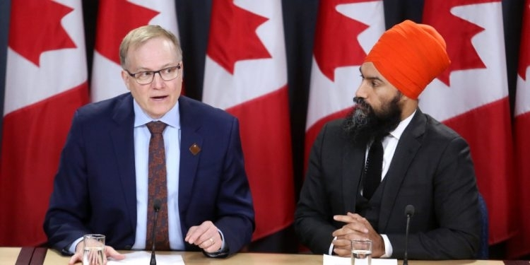 Ndp Calls For Wealth Tax Bill 'Immediately,' Pbo Pegs