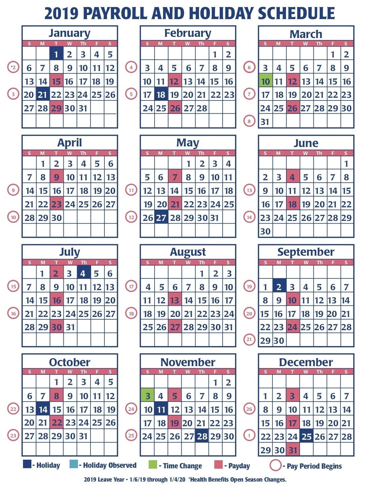 Opm Pp Calendar Fy 2020 – Template Calendar Design