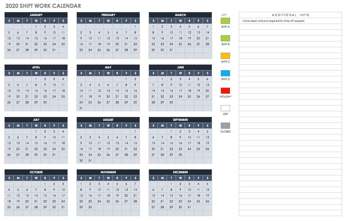 Payroll Calendar 2021 Generator | Payroll Calendar 2021