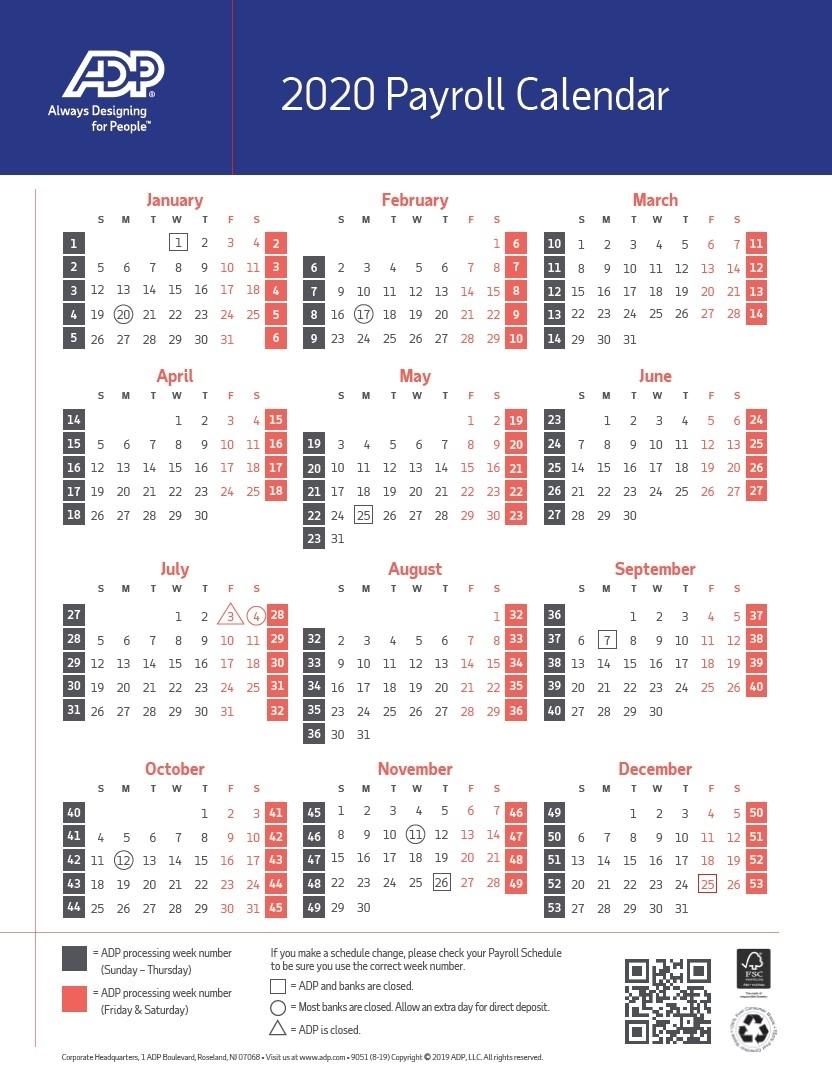 Payroll Calendar Ncsu | Payroll Calendar 2021