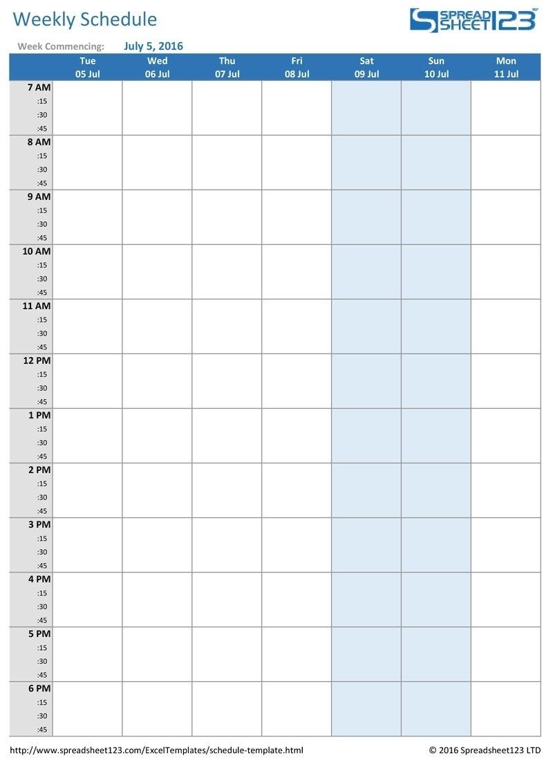 Printable Bi Weekly Calendar   Printable Calendar 2020