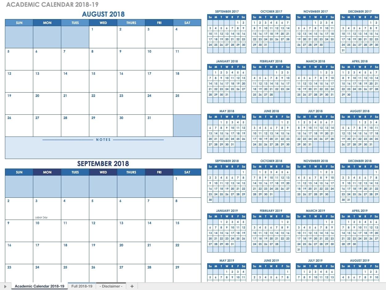 Printable Blank 2018 Employee Time Off Calendar Sheet 11