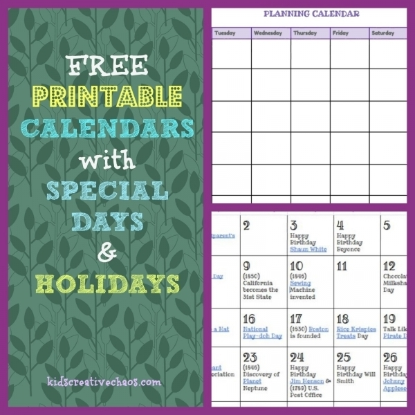 Printable Military Short Timers Calendar | Printable
