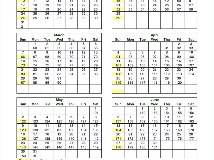 Quadax Julian Calendar 2020 Pdf   Free Printable Calendar