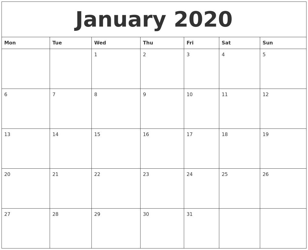 Schedule For Depo Shot – Template Calendar Design