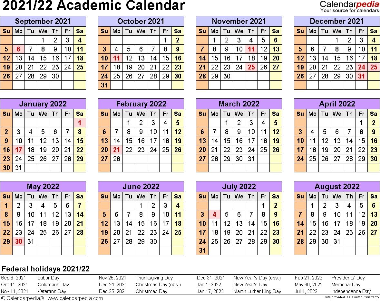 School Holiday Calendar 2021 | 2020Calendartemplates