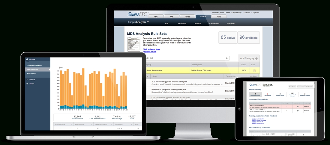 Simpleanalyzer: Mds Analytics + Ub-04 Analytics
