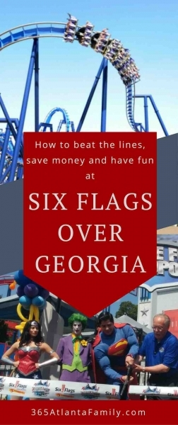 Six Flags Over Georgia: Beat The Lines, Discounts & More
