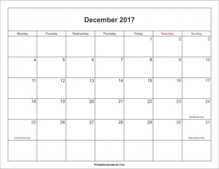 Take Printable Blank 31 Day Calendar | Blank Calendar