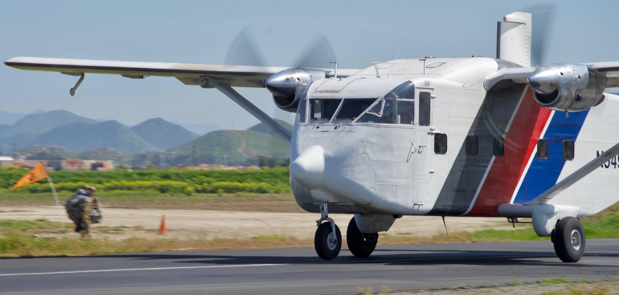 The Skyvan: A Brief History   Skydive Perris