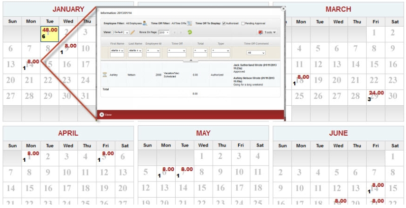 Time-And-Attendance-Time-Off-Calendar - Ips Integrated