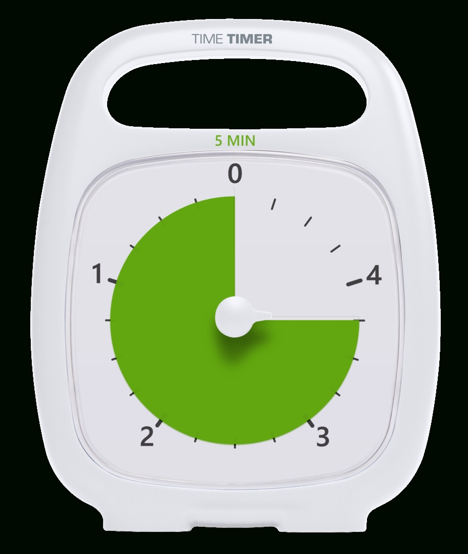 Time Timer Plus® 5 Minute - Productivity Timer & Autism Clock