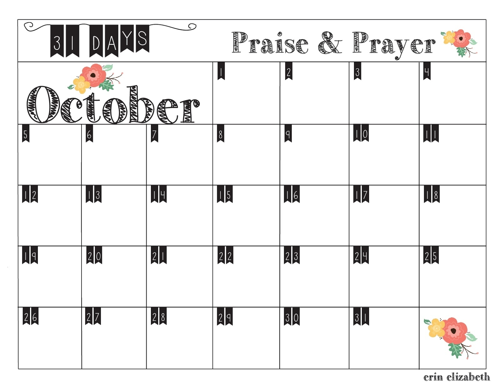 Touch Of Simple: 31 Days Of Praise & Prayer: A Writing