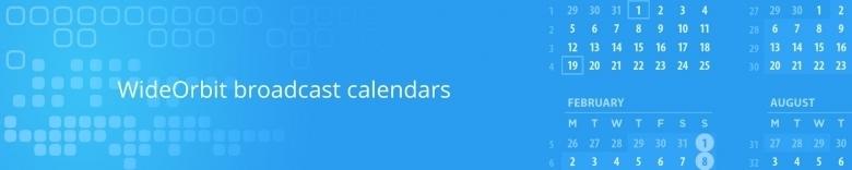 Tv Broadcast Calendar 2016 :-Free Calendar Template