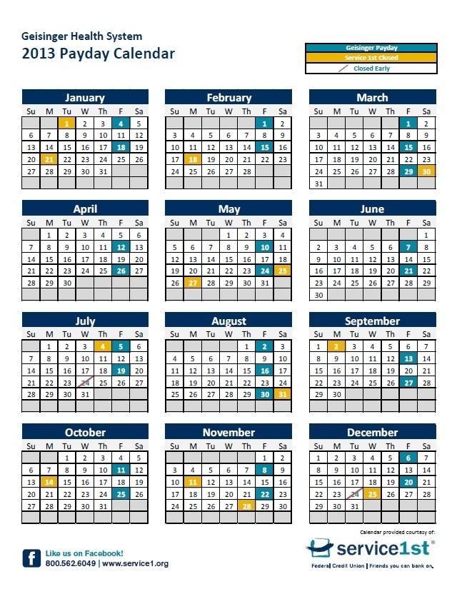Usda Pay Period Calendar | Calendar Template 2020
