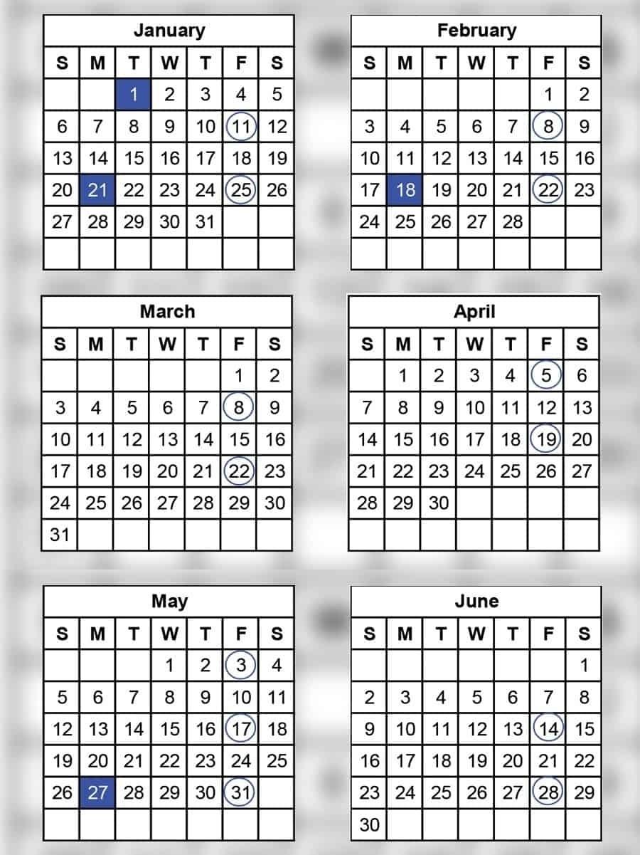 Federal Pay Period Calendar 2021 | Printable Calendar ...