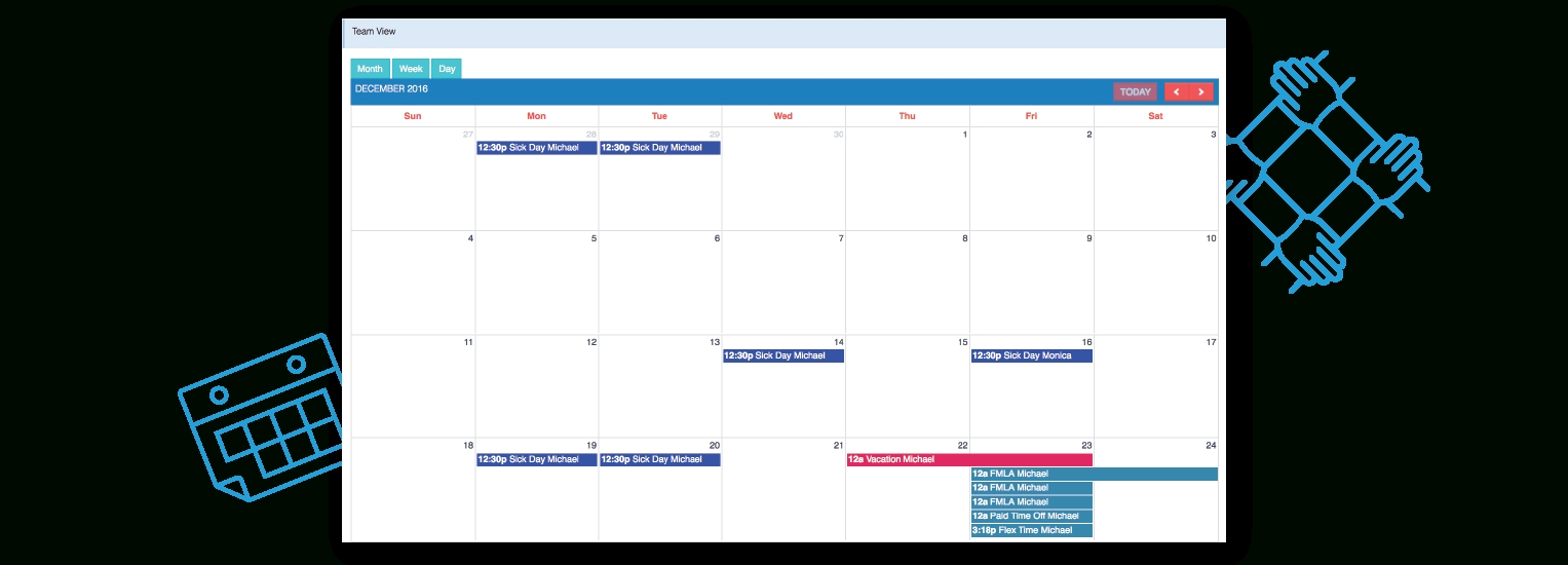 Vacation Tracking | Pto Management By Daysplan