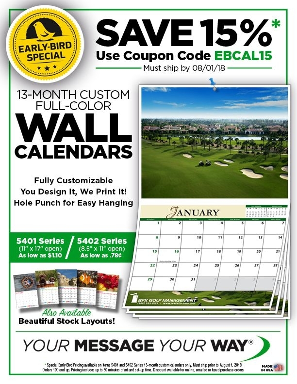 Wall Calendars From Tradenet | Wall Calendar, Custom Wall