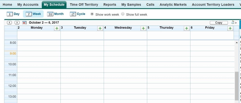 Weekly Am And Pm Calendar - Calendar Inspiration Design