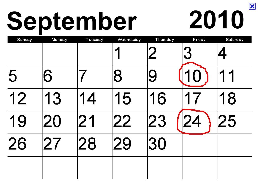 What Happened In September? | Zero Hedge | Zero Hedge