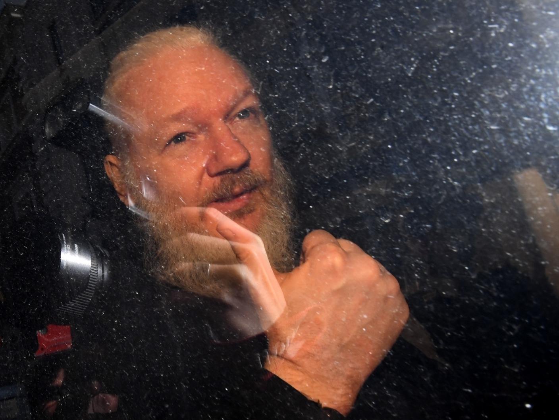 Wikileaks Founder Julian Assange Faces 12 Months In Jail