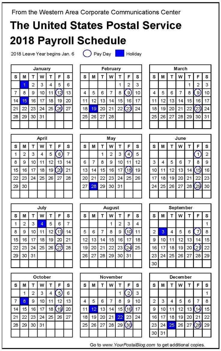 2017 Federal Pay Period Calendar Opm Xq2R Di 2020