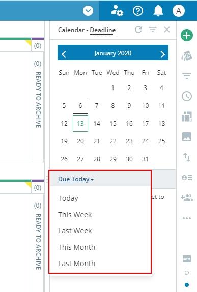 28 Day Expiration Calendar