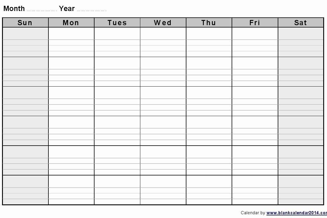 4-4-5 Calendar 2019 :-Free Calendar Template