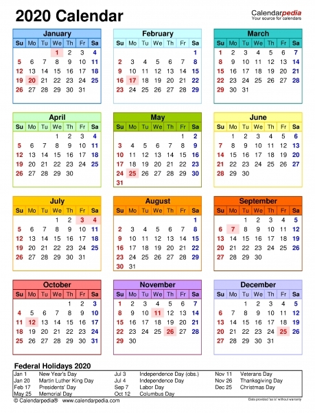 Accounting 4 4 5 Calendar In Excel | Printable Calendar Template 2020