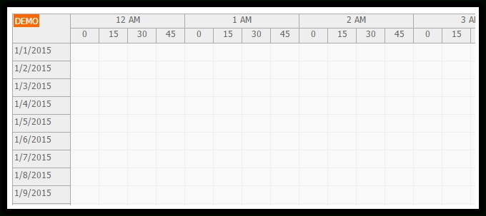 Asp Mvc 5 Timesheet | Daypilot Code