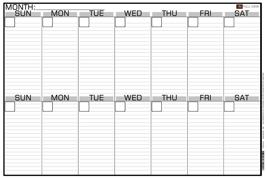 Best Kids Monday Through Friday School Calendar | Get Your Calendar Printable