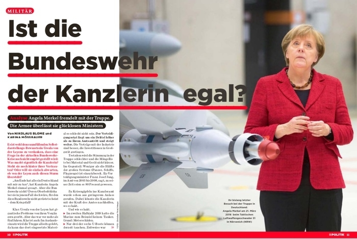 Bild_Politik_Bundeswehr | Übermedien