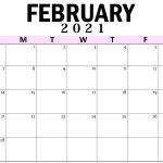 28 Day Expiration Sheet 2021 Free Printable