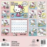 Hello Kitty Calendar Template
