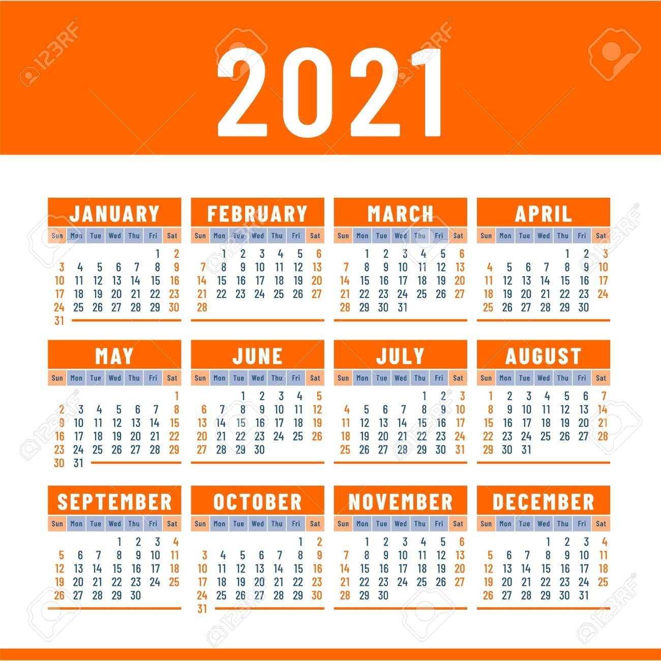Calendar 2021   2020Calendartemplates