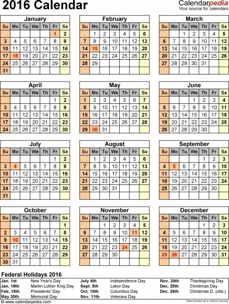 Calendar Wizard Free Templates | Printable Calendar Template 2020