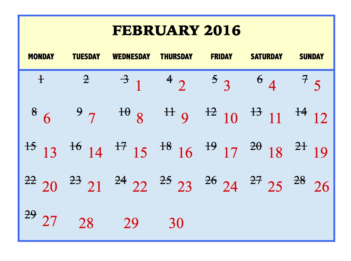 Calendar Year Number Of Days | Calendar Printables Free Templates