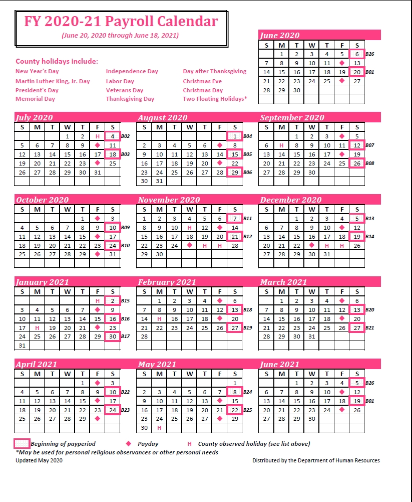 County Of Henrico Payroll Calendar 2021Of Henrico Payroll Calendar 2021 | Payroll Calendar