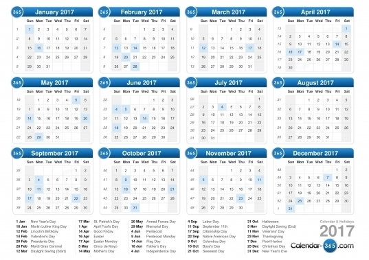 Days Numbered 1 To 365 | Printable Calendar Template 2020