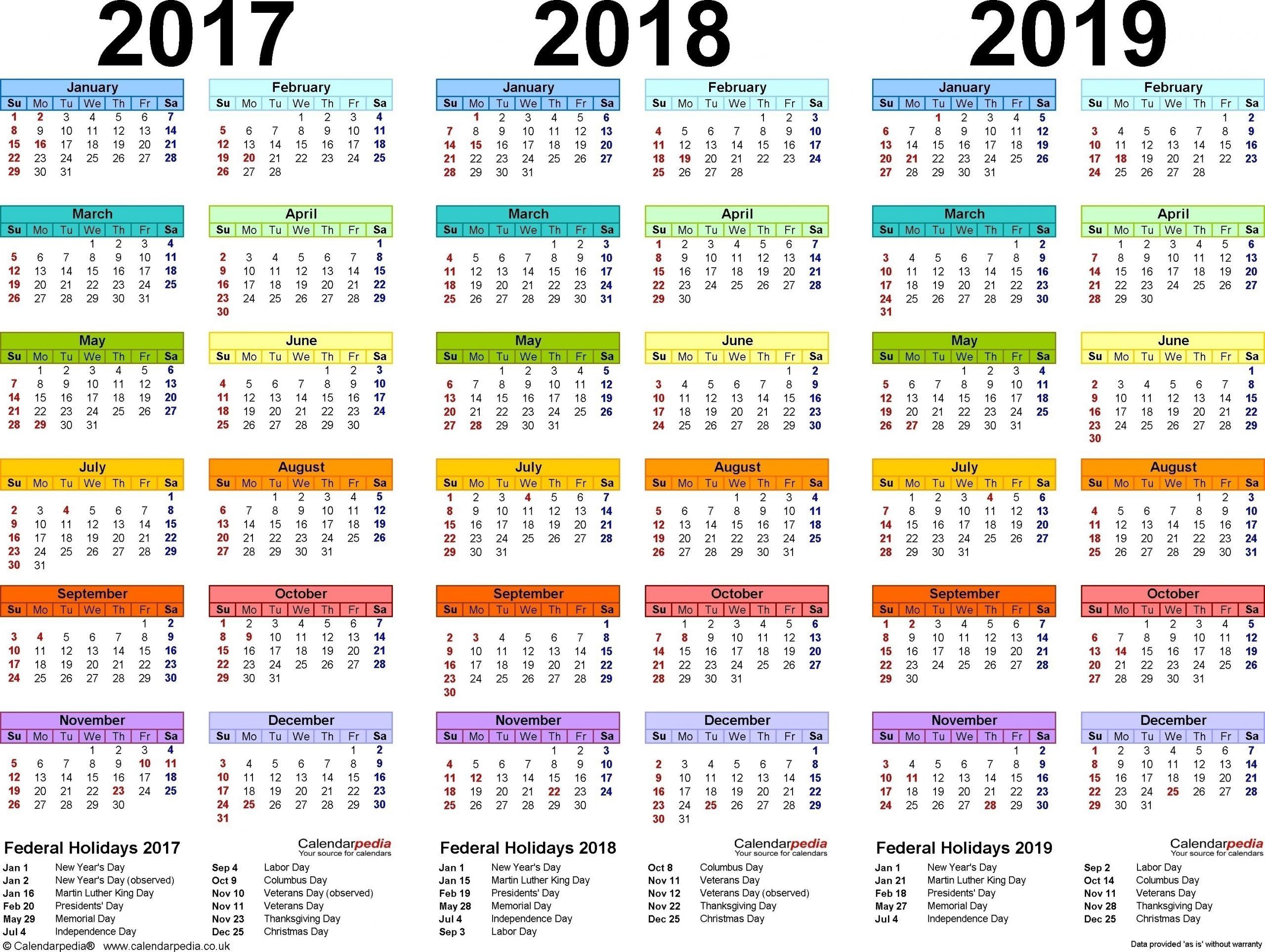 Depo Perpetual Calendar 2020 - Template Calendar Design