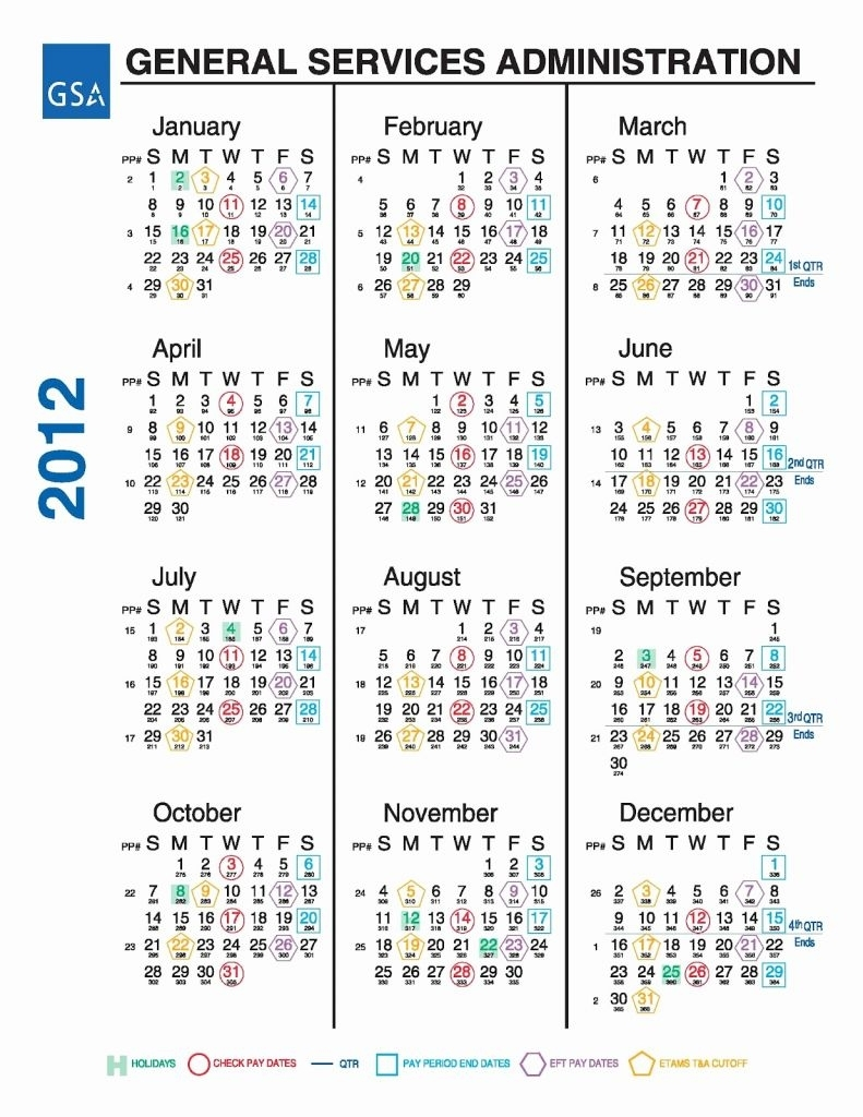 Federal Pay Period Chart - Caska In 2015 Pay Period Calendar Federal - Printable Calendar 2020-2021