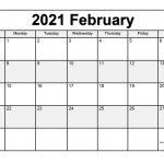 Free Printable Blank 31 Day Calendar Pdf