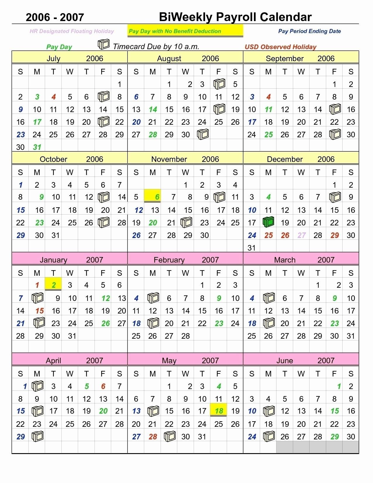 Free Printable Employee Calendar In 2020 | Payroll Calendar, Calendar Printables, Calendar Template