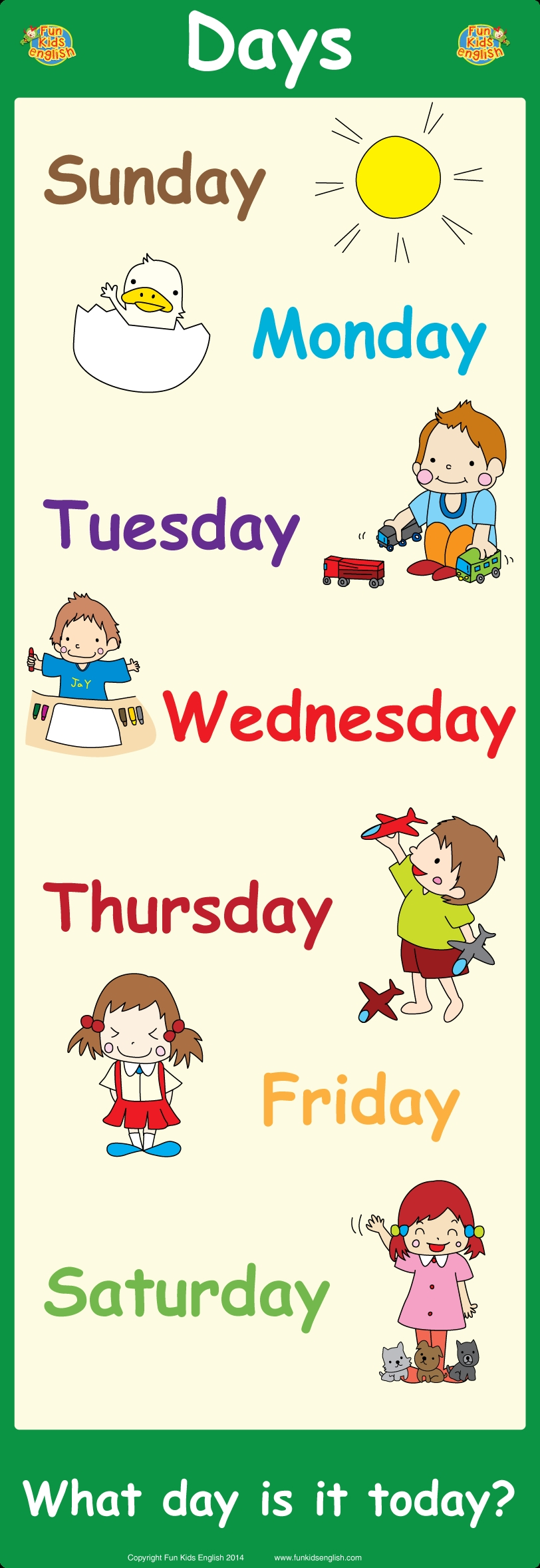 Free Wall Posters: Children'S Songs, Children'S Phonics Readers, Children'S Videos, Free