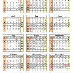 Pay Period Calendar 2021 Canada Printable