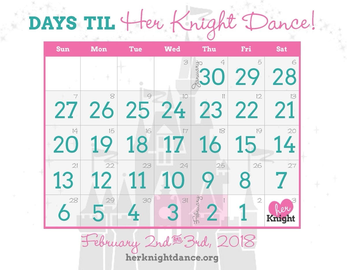 """Her Knight Dance On Twitter: """"Her Knight Dance Fans We Are 30 Days Out!!! We Hope Your"""