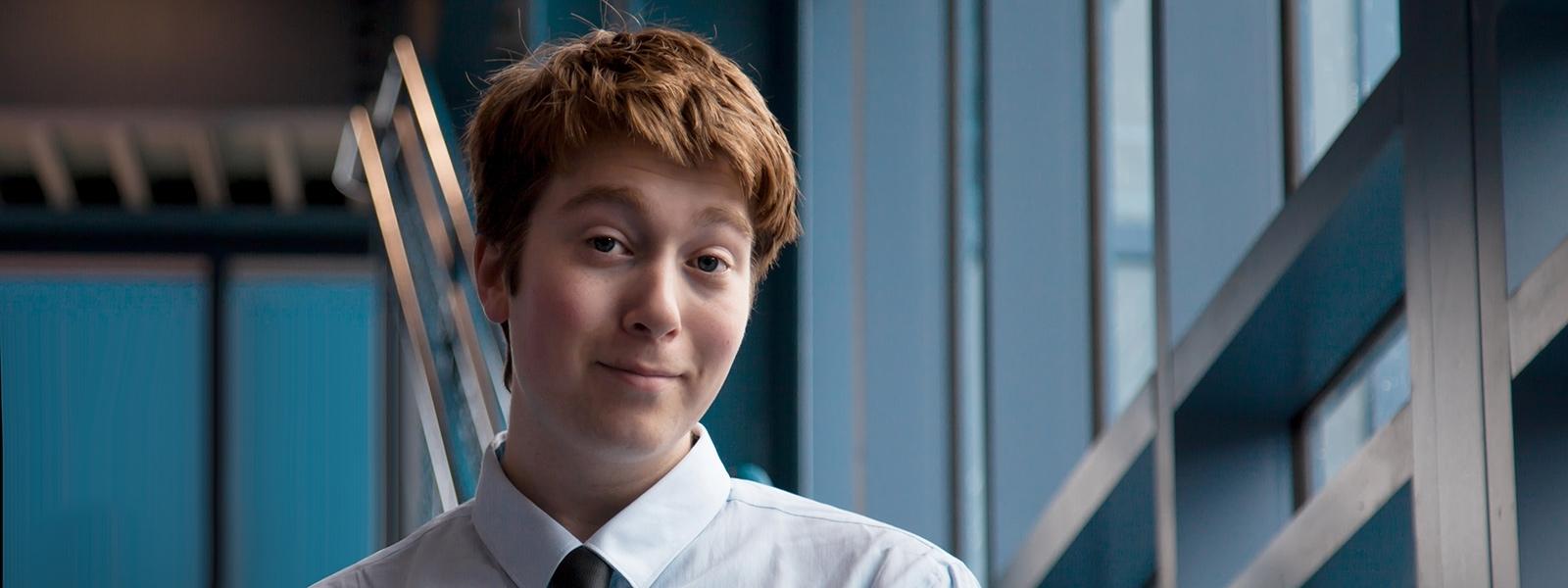 Julian Mosher: A Scholarship, A New Future | Uw Tacoma
